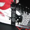 Dave White x Air Jordan 1