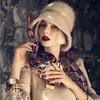 Съёмка: Аугусте Абелюнайте для Vogue