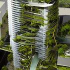 «Зеленые» небоскребы
