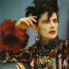 Съёмка: Стелла Теннант для британского Vogue
