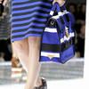 Полосочка - модные тренды Весны 2011 от Prada