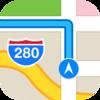 Карты Apple по популярности обошли Google Maps