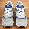 NEW BALANCE 997 (NAVY/GREY)