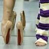 Кристиан Лубутен создал пуанты для Английского национального балета