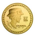 Coco Chanel появится на монете в 5 евро
