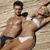 Кампания: Calvin Klein White Label SS 2012