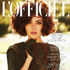 Обложки: L'Officiel, Marie Claire и Harper's Bazaar