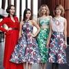 Ульяна Сергеенко, Мирослава Дума, Елена Перминова и Вика Газинская на обложке Playing Fashion