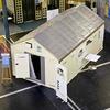 IKEA спроектировала дома на солнечных батареях для беженцев