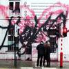Уличный художник Kidult разрисовал фасад бутика Maison Martin Margiela