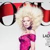 Леди Гага на обложке сентябрьского Vogue