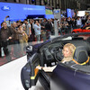 Natalia Freidina at 82nd Geneva International Motor Show