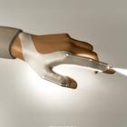 Перчатка на технологии LED