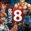 Интерактивные комиксы NARR8 теперь доступны в браузере