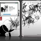 Виниловые наклейки для iPod, Mac e. c. t