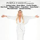 Гид по новому номеру журнала «Purple»