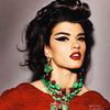 Съёмка: Кристал Ренн для Vogue