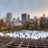 Зима в городе: где кататься на коньках в Европе и Америке