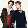 Кампания: Клемент Шаберно и Джон Кортахарена для H&M