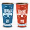 Выборы-выборы: Голосование на кофейных стаканчиках