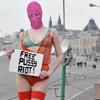 Образ Pussy Riot используется в рекламе белья
