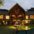 Райская сень дома-«листа»