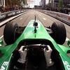 Гонщик показал скорость электрокара Formula E на видео с GoPro