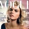Обложки: Марина Линчук и Саския де Брау для Vogue