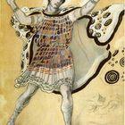 Лев Бакст – «арт нуво» в театре
