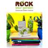 """Уникальная Живая Открытка """"ROCK your garden"""" - весна к Новому Году!"""