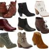 Стильная обувь: осень 2012