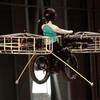 В Чехии представили летающий велосипед