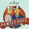 Весенний Sample Sale Look At Me Store