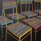 Куаныш Базаргалиев. Столы и стулья