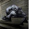 Подземное искусство в Нью-Йорке, светящееся кладбище в Лондоне и другие новости