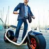 Немецкие инженеры скрестили Harley-Davidson с самокатом