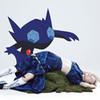 Фэшн-иллюстрация: Мода и покемоны