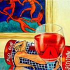 K. Madison Moore - знает толк в вине и живописи ХХ века