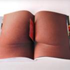 Задница — держатель визиток
