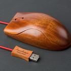AlestRukov – компьютерные мышки из ценных пород дерева