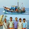 Shrimp boat MFR 646 DF GOA - Non stop