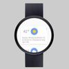 Google представит свои смарт-часы в конце месяца