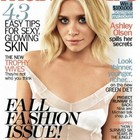 Ashley Olsen на обложке Marie Claire (Сентябрь 2009)
