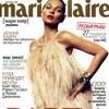 Обложки: Кейт Мосс для Marie Claire