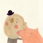 Милые уродцы в иллюстрациях Sandra Juto
