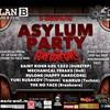 ASYLUM PARTY! PLAN-B 03.02.12