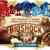 В мае выйдет настольная игра BioShock Infinite