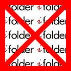 IFolder закрыт