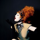 Coco Rocha by Sophie Delaporte for Les Echos