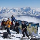 Рок-концерт на 4800 метров над уровнем моря